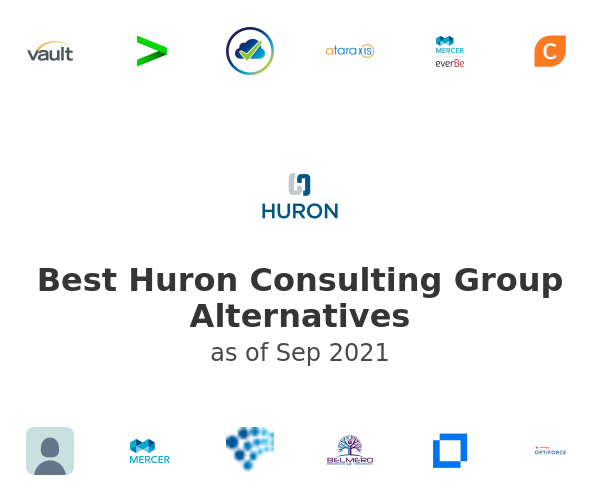 Best Huron Consulting Group Alternatives