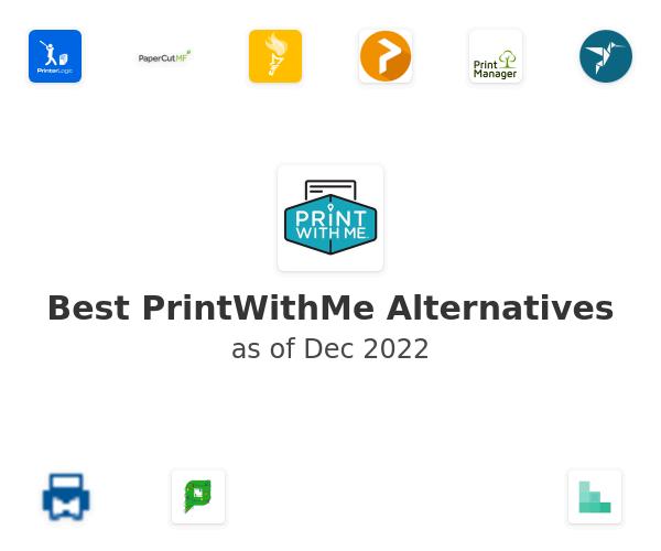 Best PrintWithMe Alternatives