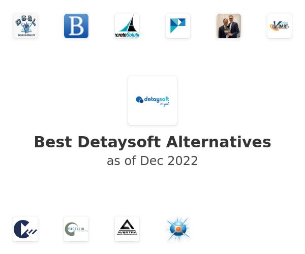 Best Detaysoft Alternatives