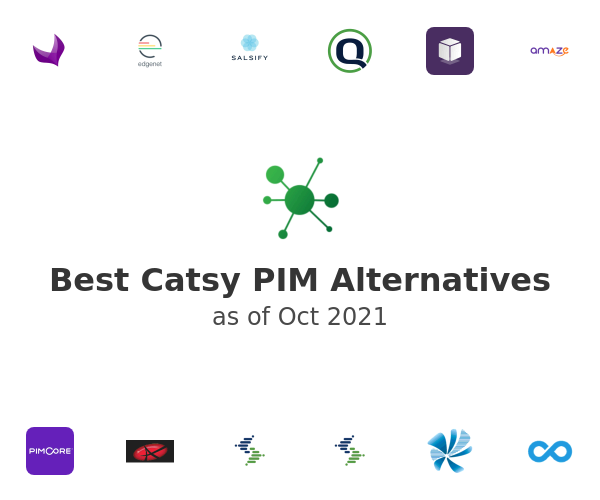 Best Catsy PIM Alternatives