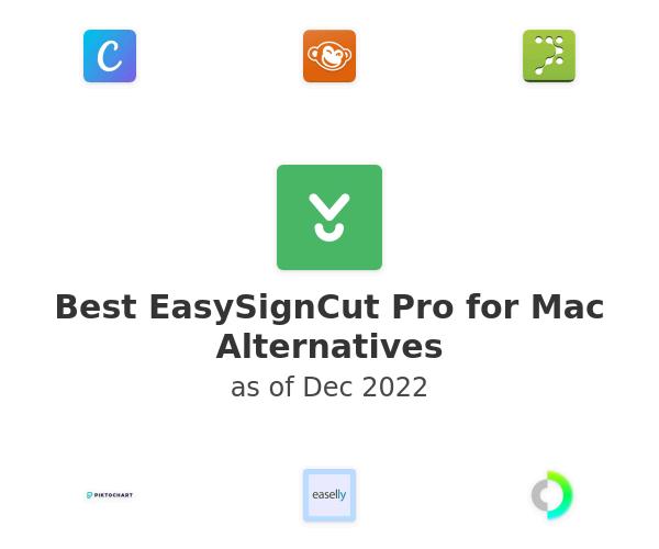 Best EasySignCut Pro for Mac Alternatives