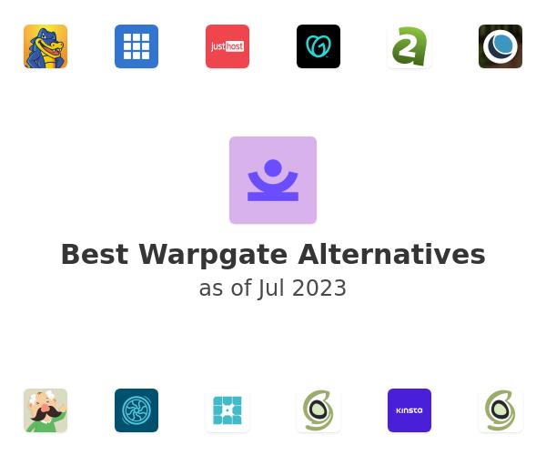 Best Warpgate Alternatives