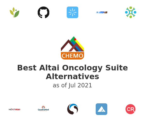 Best Altai Oncology Suite Alternatives