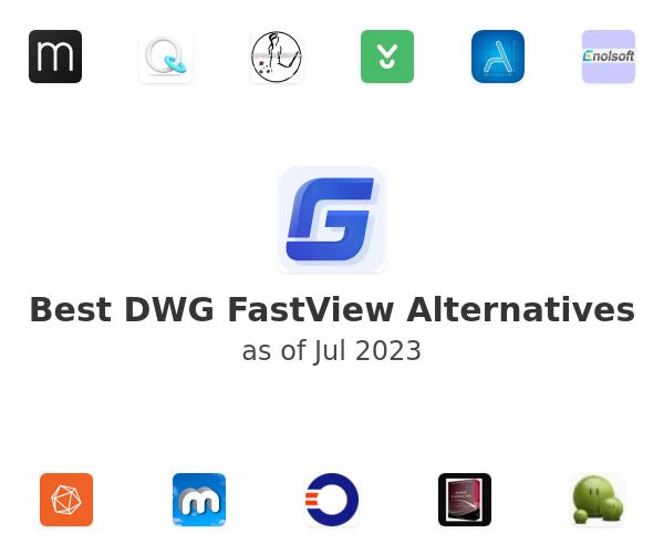 Best DWG FastView Alternatives