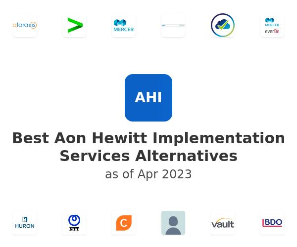 Best Aon Hewitt Implementation Services Alternatives