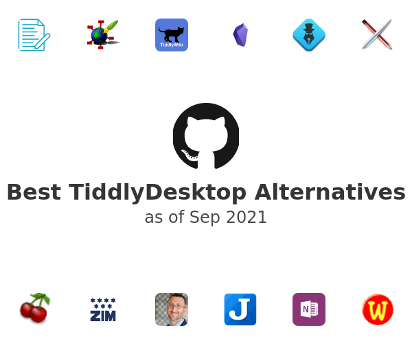 Best TiddlyDesktop Alternatives