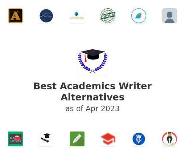 Best Academics Writer Alternatives