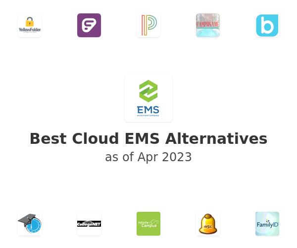 Best Cloud EMS Alternatives