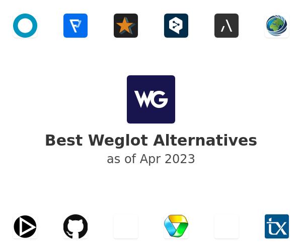 Best Weglot Alternatives
