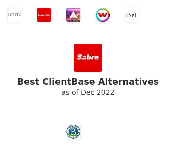 Best ClientBase Alternatives