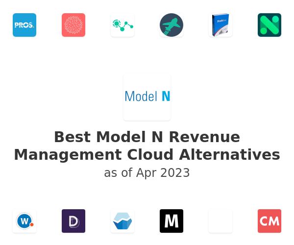 Best Model N Revenue Management Cloud Alternatives