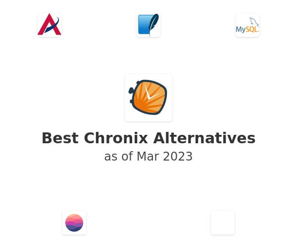 Best Chronix Alternatives