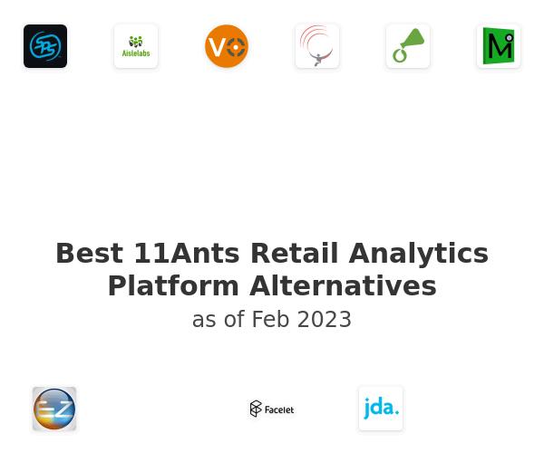 Best 11Ants Retail Analytics Platform Alternatives