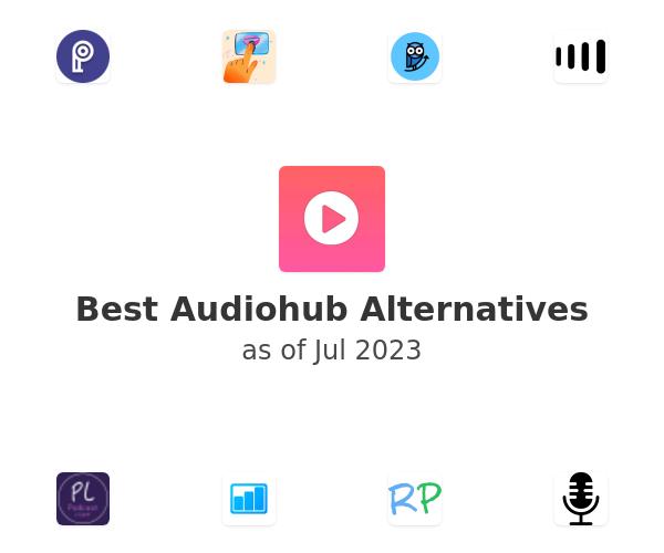 Best Audiohub Alternatives