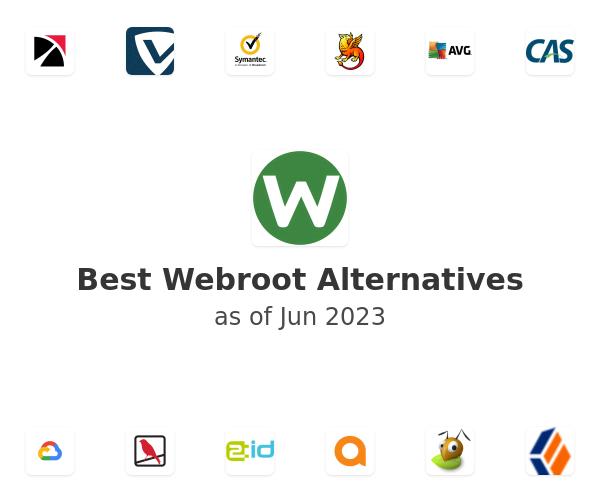Best Webroot Alternatives