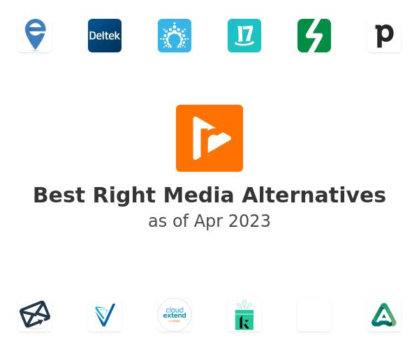 Best Right Media Alternatives