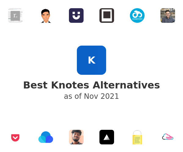 Best Knotes Alternatives
