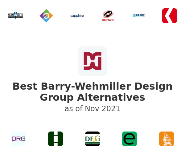 Best Barry-Wehmiller Design Group Alternatives