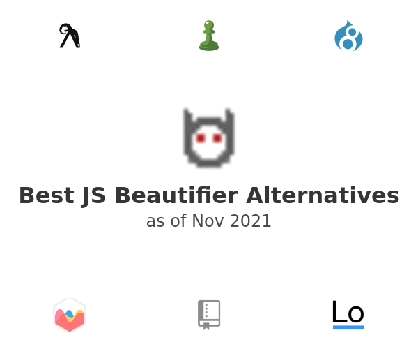 Best JS Beautifier Alternatives