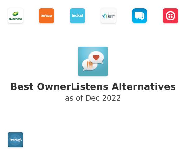 Best OwnerListens Alternatives