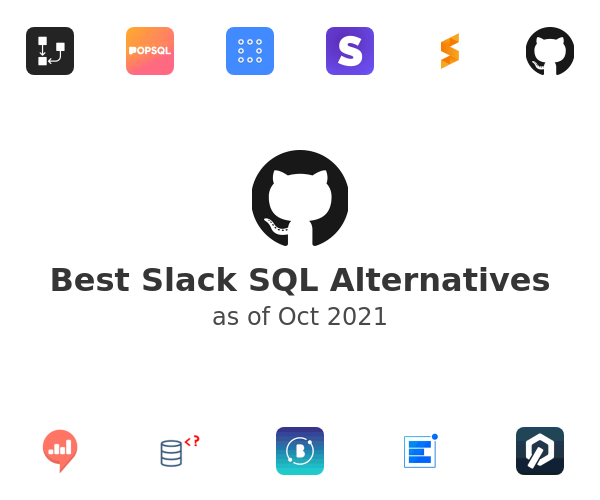 Best Slack SQL Alternatives