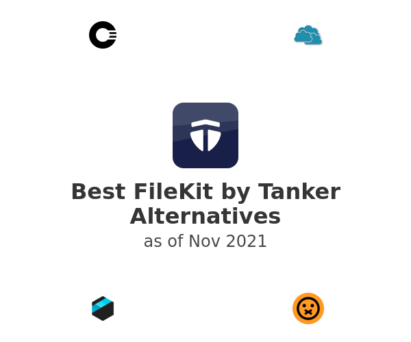Best FileKit by Tanker Alternatives