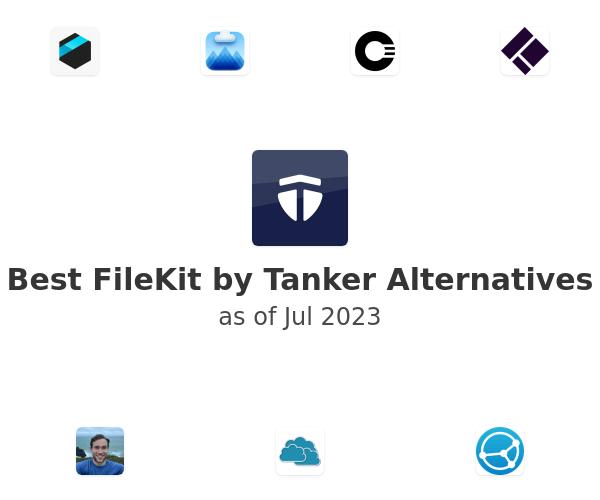 Best FileKit by Tanker Alternatives