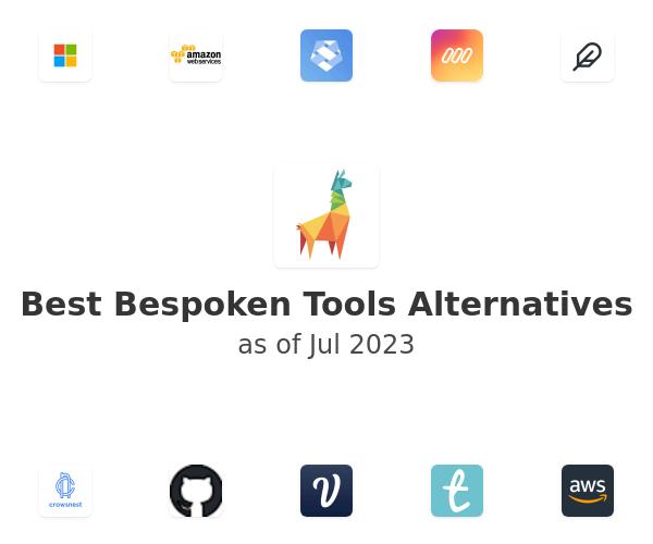 Best Bespoken Tools Alternatives