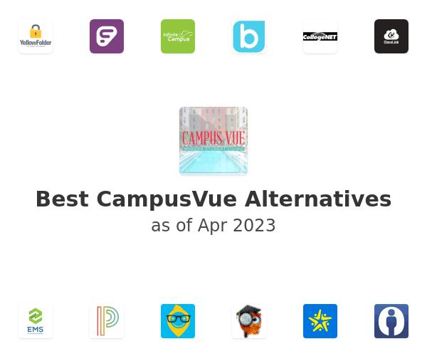 Best CampusVue Alternatives