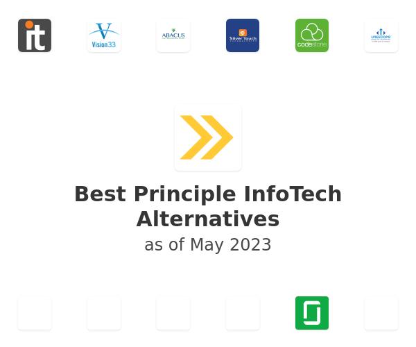 Best Principle InfoTech Alternatives