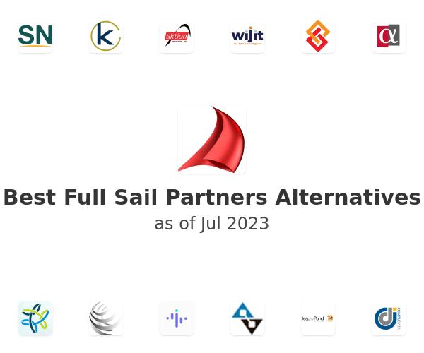 Best Full Sail Partners Alternatives