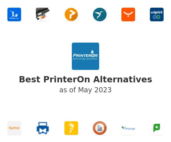 Best PrinterOn Alternatives