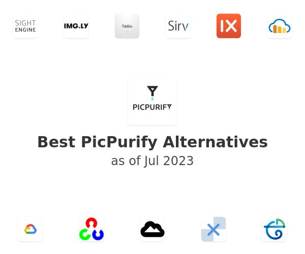 Best PicPurify Alternatives