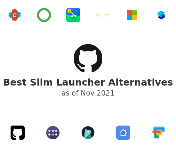 Best Slim Launcher Alternatives