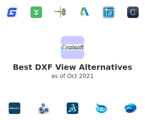 Best DXF View Alternatives