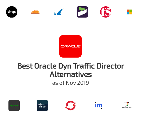 Best Oracle Dyn Traffic Director Alternatives