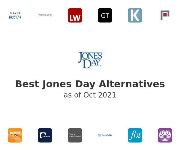 Best Jones Day Alternatives