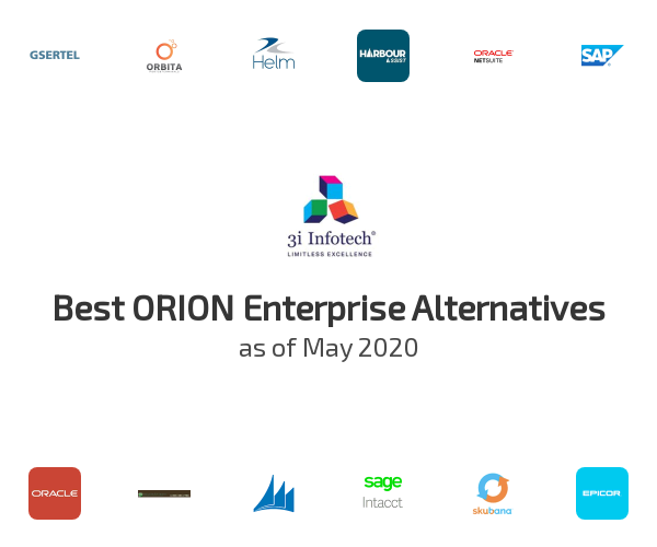 Best ORION Enterprise Alternatives