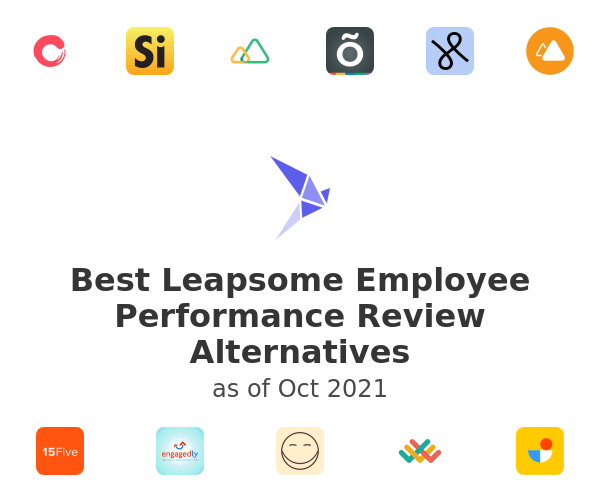 Best Leapsome Employee Performance Review Alternatives