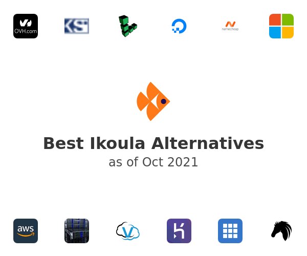 Best Ikoula Alternatives