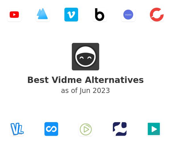 Best Vidme Alternatives