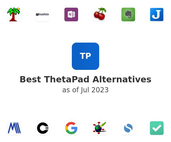 Best ThetaPad Alternatives