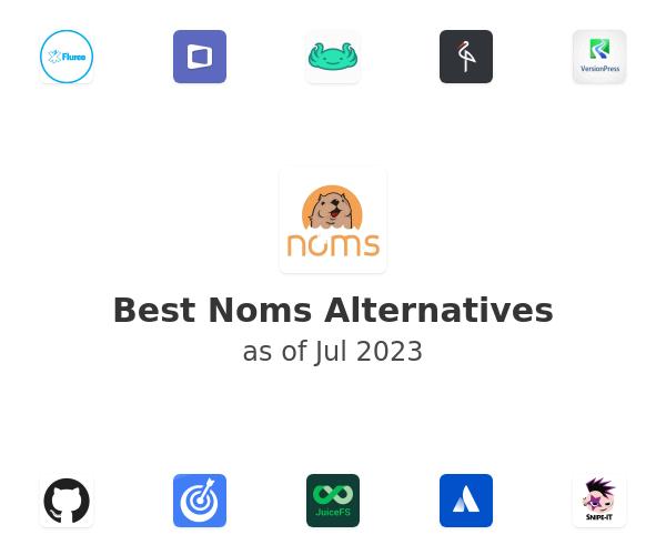 Best Noms Alternatives