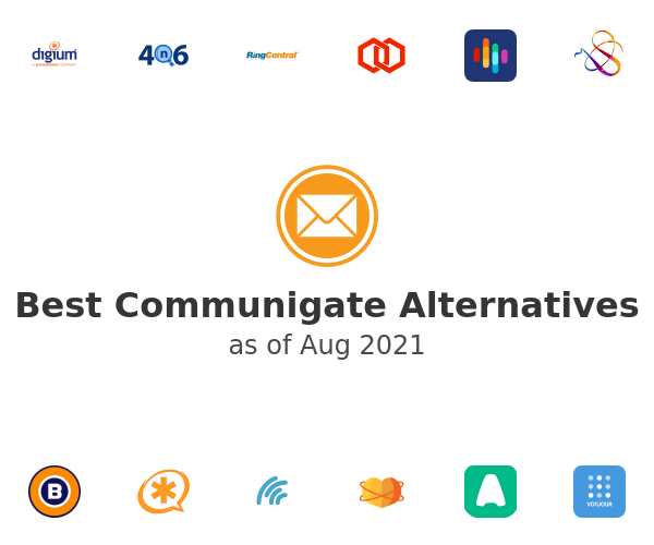 Best Communigate Alternatives