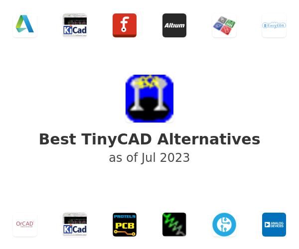 Best TinyCAD Alternatives