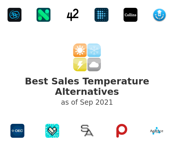 Best Sales Temperature Alternatives