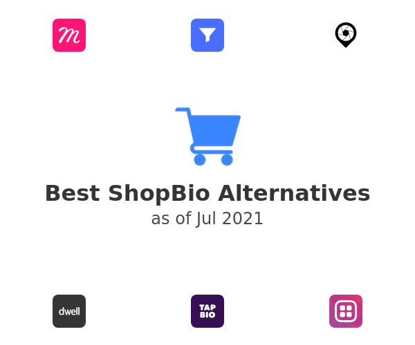 Best ShopBio Alternatives