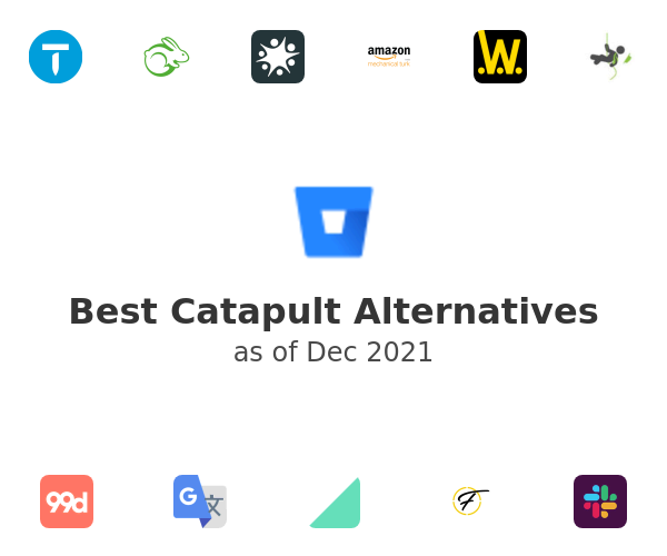 Best Catapult Alternatives