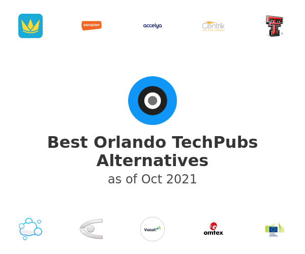 Best Orlando TechPubs Alternatives