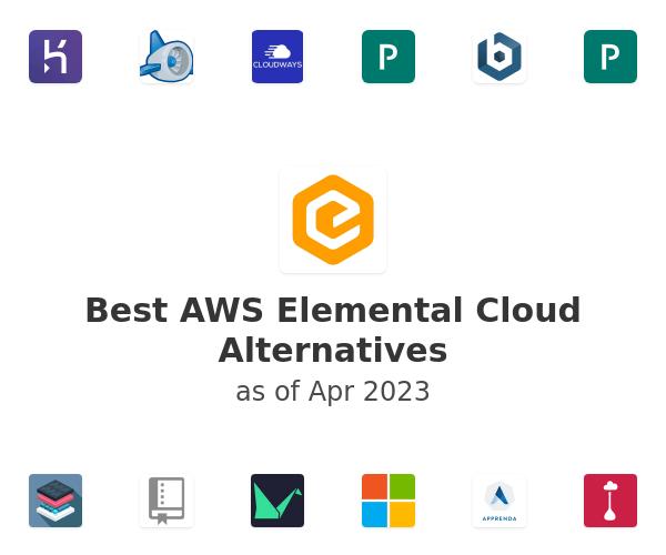 Best AWS Elemental Cloud Alternatives
